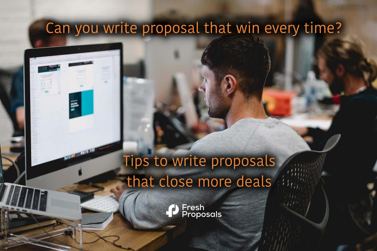 Tips To Write a Winning Proposal