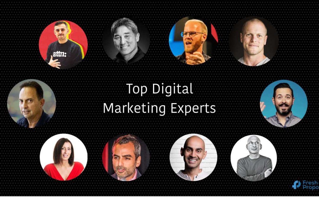 11 Social Media Experts You Must Follow To Grow Your Business