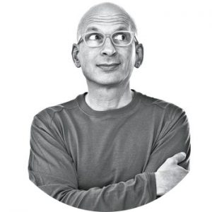 Seth Godin - Marketing Expert to Follow 1