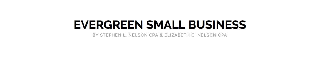 Evergreen Small Business - Financial Management | Business Blogs to Follow