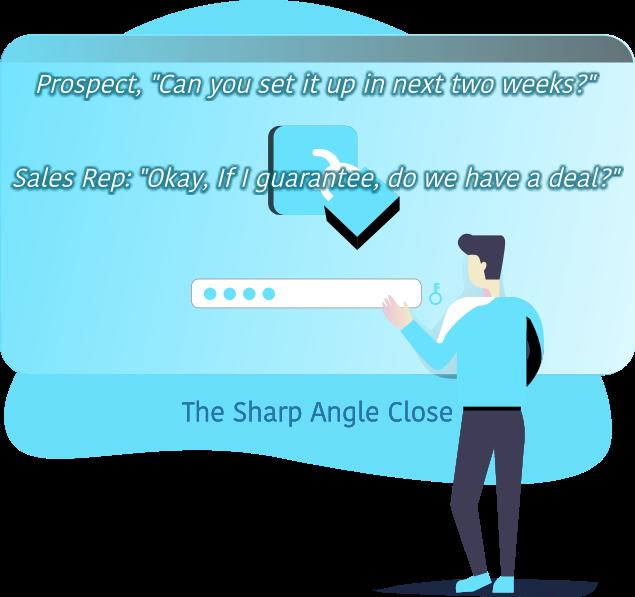 The Sharp Angle Close Sales Technique