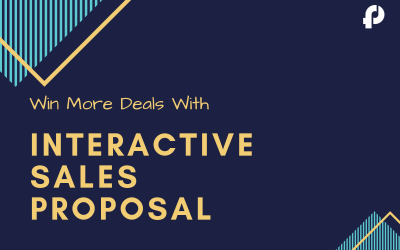 Why Interactive Sales Proposal Is the Next Big Thing?