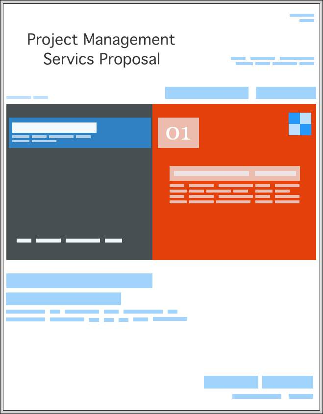 Project Management Services Proposal Template